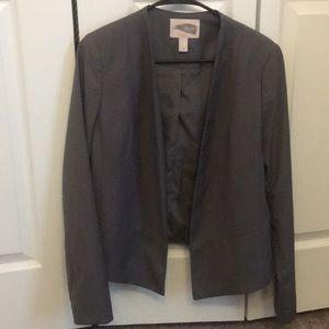 Gray forever 21 blazer